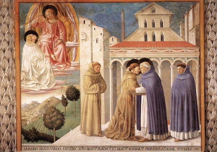 San Francesco (Benozzo Gozzoli)